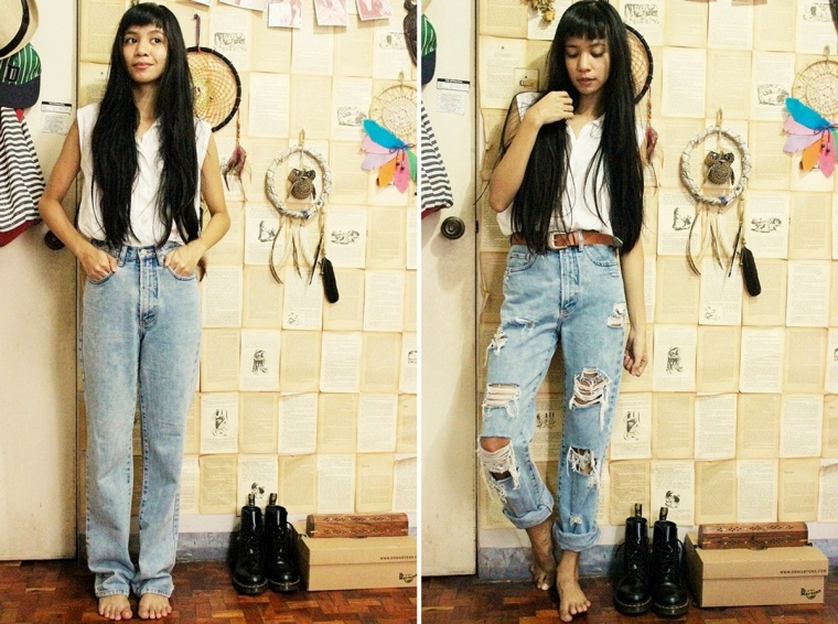 DIY-TUTORIAL-DISTRESSED-RIPPED-BOYFRIEND-JEANS-01