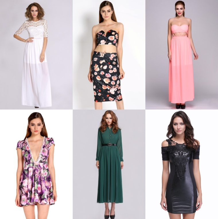 DRESSES -COLLECTION-FROM-DRESSIN-ELEGANT-CASUAL-FORMAL-LONG-COCKTAIL-GOWNS